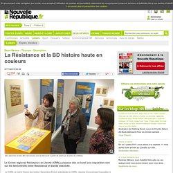 La Résistance et la BD histoire haute en couleurs - 07/11/2015