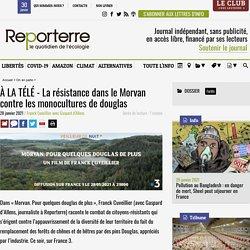 À LA TÉLÉ - La résistance dans le Morvan contre les monocultures de douglas
