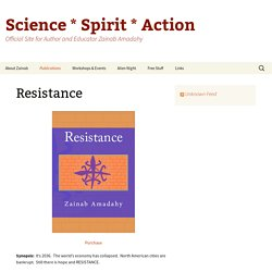 Resistance - Science * Spirit * Action