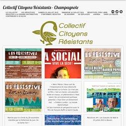 Collectif Citoyens Résistants - Champagnole