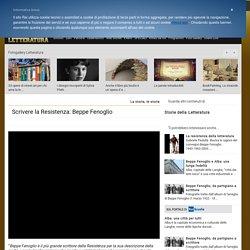 Scrivere la Resistenza: Beppe Fenoglio - Rai Letteratura