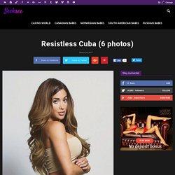 Resistless Cuba (6 photos)