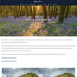 Resize for Web v4 – Landscape Photography Blog
