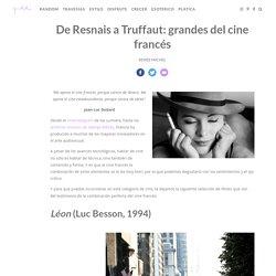De Resnais a Truffaut: grandes del cine francés