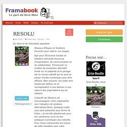 RESOLU – Framabook dédié au bon usage des outils numériques
