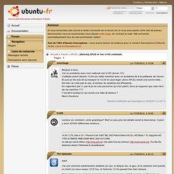 XFCE et msi U100 (netbook) (Page 1) / XFCE