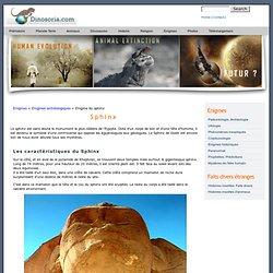 Egypte. Le Sphinx de Gizeh. En Images. Ses mystères