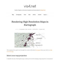 Rendering High Resolution Maps in Kartograph