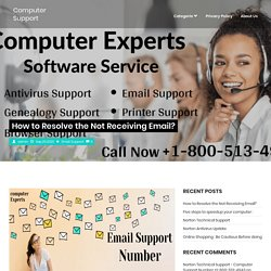 How to Resolve the Not Receiving Email? - Computer Support