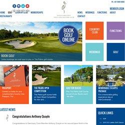Public Golf Packages