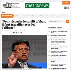 """Pervez Musharraf: """"Je ne répondrai jamais aux juges français sur l'affaire de Karachi"""""""