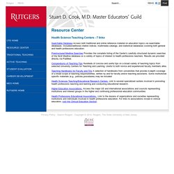 Master Educator's Guild