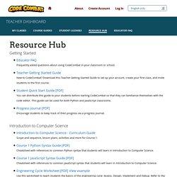 Resource Hub
