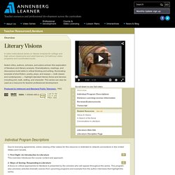 Resource: Literary Visions