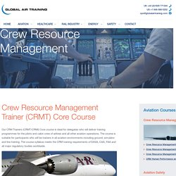 Crew Resource Management Instructor Course