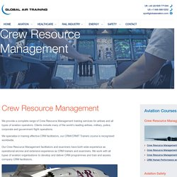 Crew Resource Management Training