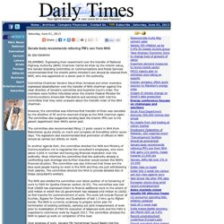 Daily Times - Leading News Resource of Pakistan