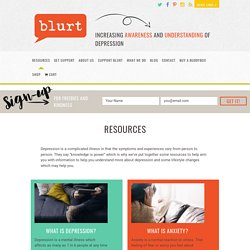 Resources Archive - The Blurt Foundation