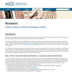 Australian Libraries Copyright Committee