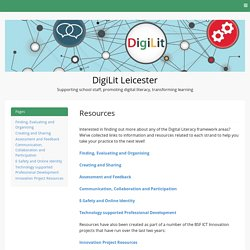 DigiLit Leicester