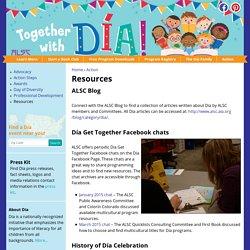 Dia! Diversity in Action – El día de los niños, El día de los libros