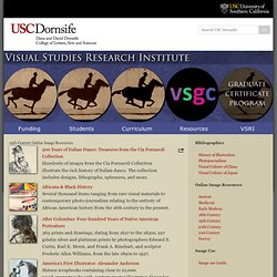 19th Century Online Image Resources > Visual Studies at USC