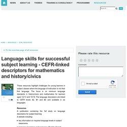 Resources > ECML.resources