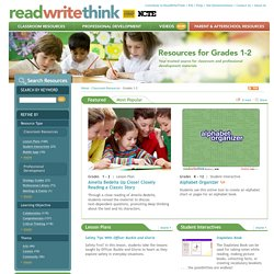 Resources for Grades 1-2