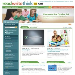 Resources for Grades 3-4