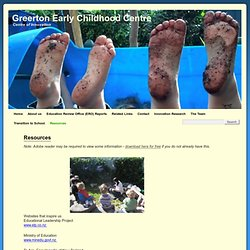 Greerton Early Childhood Centre
