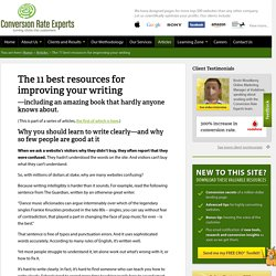 The 11 best resources for improving your writing