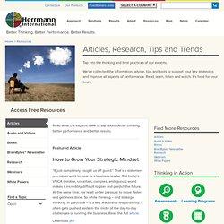 Herrmann International : White Papers