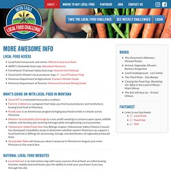 Resources « Local Food Challenge