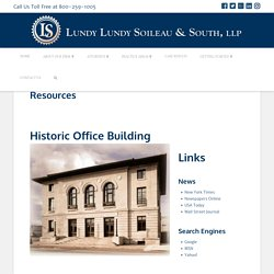 Resources Of Lundy Law Llp