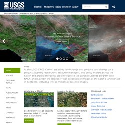 Earth Resources Observation and Science (EROS) Center
