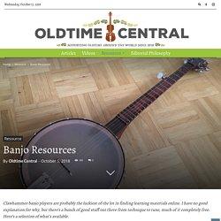 Banjo Resources