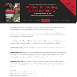 Free Resources - Modern Photoshop Color Workflow