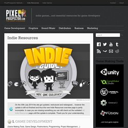 Indie Resources