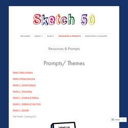 Resources & Prompts – Sketch50