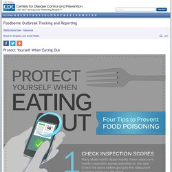 CDC 28/05/14 Foodborne Outbreak Tracking and Reporting