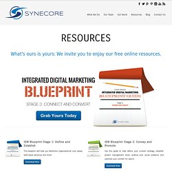 Resources - SyneCore