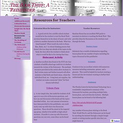 Resources for Teachers - The Book Thief: A Pathfinder
