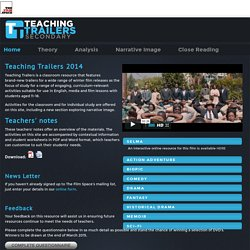 Teaching Trailers 2014