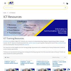 ICT Training Resources