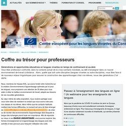 EOL_Coffre au trésor pour professeurs _Ressources langues vivantes