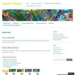 Welina Mānoa