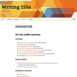 Writing 155a