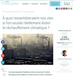 Un mode de vie respectueux du climat : est-ce vraiment possible ?