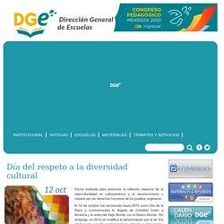 Día del respeto a la diversidad cultural – www.mendoza.edu.ar