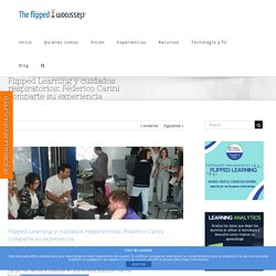 Cuidados respiratorios: Federico Carini comparte su experiencia - The Flipped Classroom